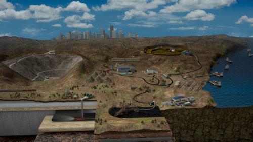 3D-Rendering-Mining-Realistic-3D-Rendering
