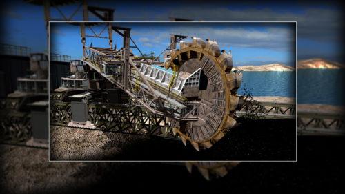 3D-Rendering-Mining-Reclaimer